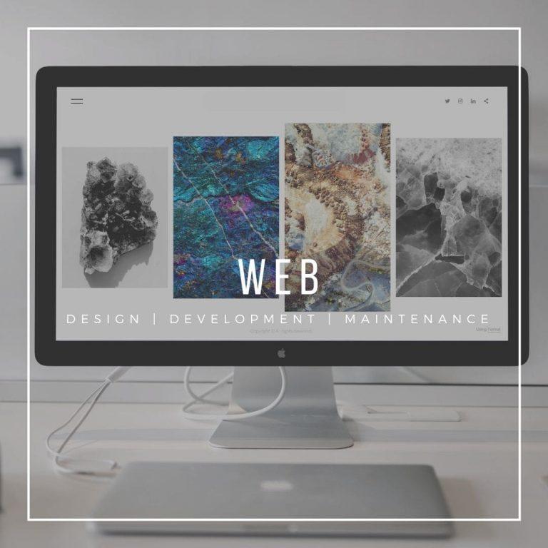 web design | development | maintenance